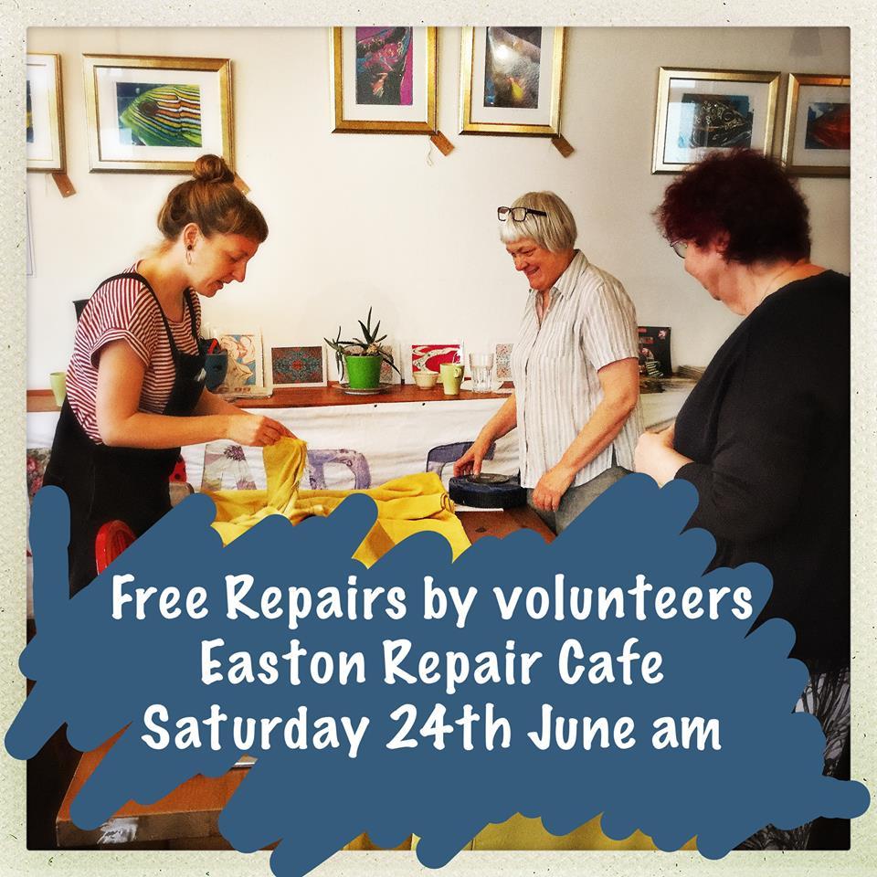 Bristol Repair Cafe