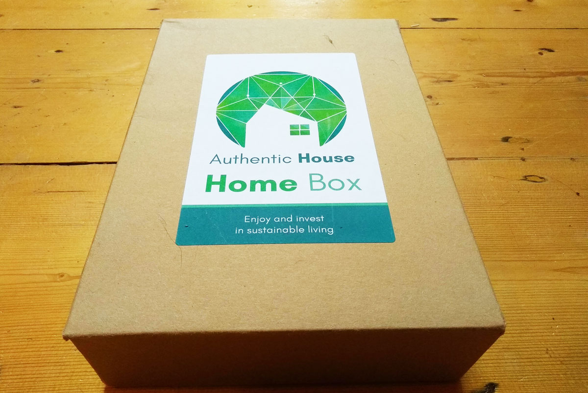 Authentic House Home box