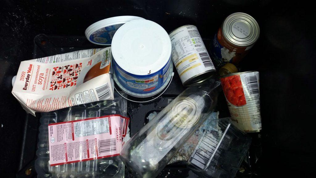 plastic free july reycling week 4